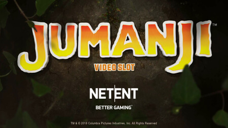 jumanji video slot netent better gaming